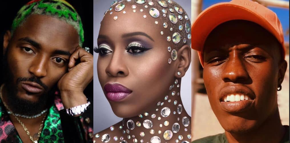 Songs of the day: New music from J Derobie, Moshoodat, Oxlade, MOJO, D-O and more