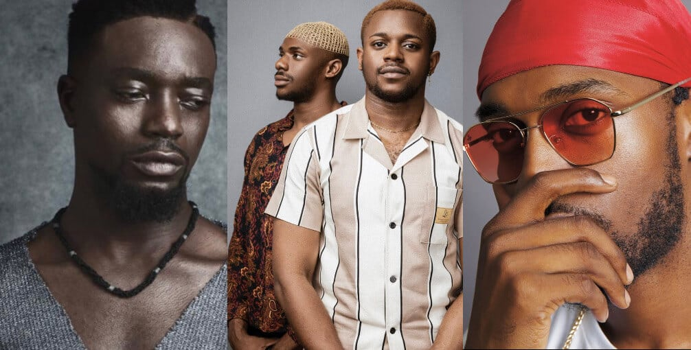 Songs of the day: New music from The Cavemen, Eugy, Sir Dauda and Simi and more