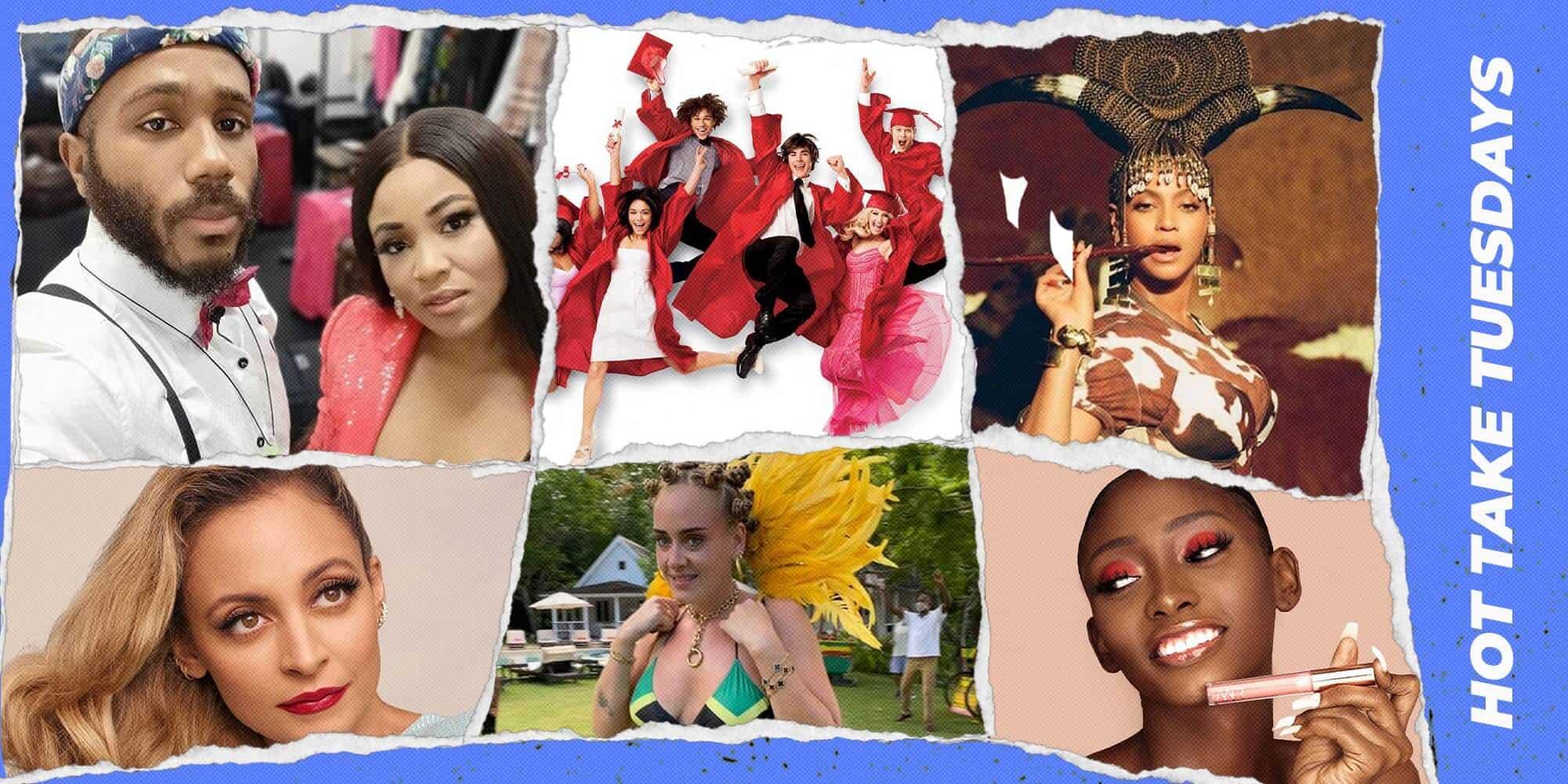 Hot Takes: KiddErica, Trap Nicole Richie & Dancehall Adele