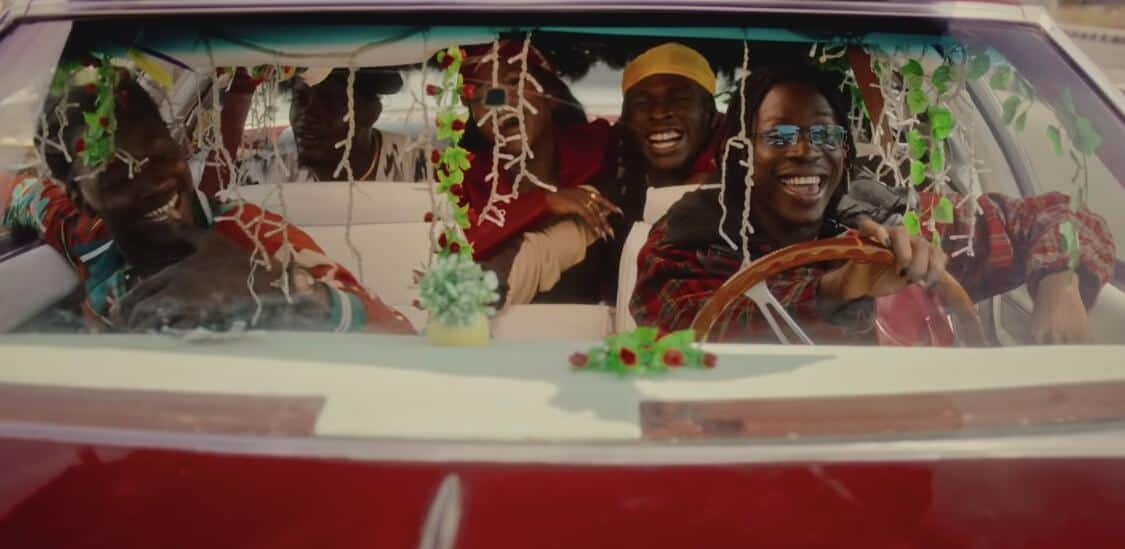"""Watch Fireboy DML in the vibrant new video for """"Friday Feeling"""""""