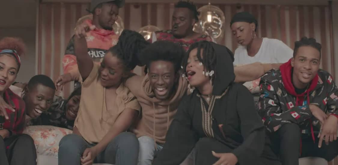 """Watch Lady Donli, Bey-T and more in the video for emPawa Africa's """"Kalakuta"""""""