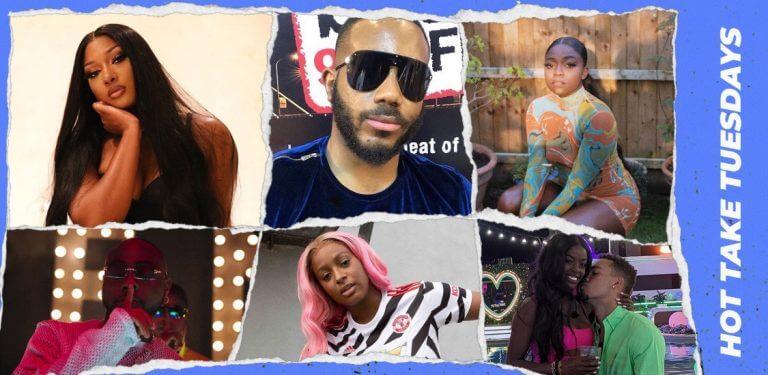 Hot Takes: Davido's Fem, Kidderica, The Year of Gaia & Cuppy SZN