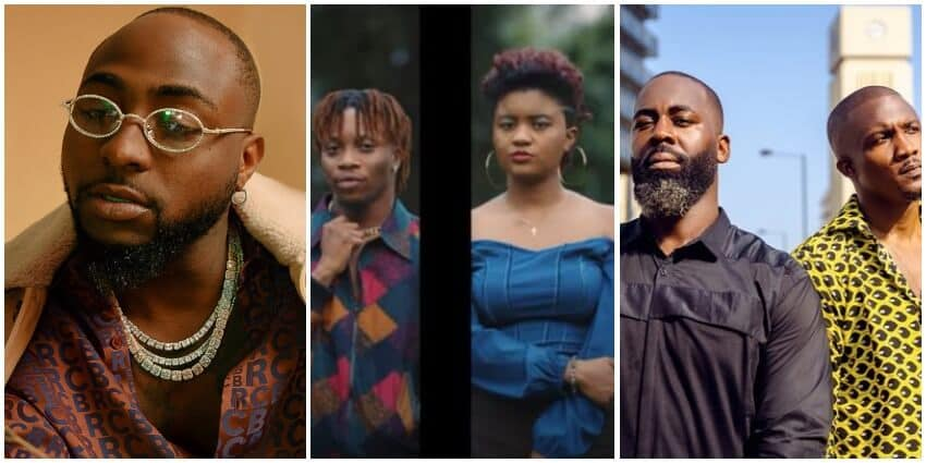 Songs of the Day: New Music from Dunnie x Oxlade, Sevyn Streeter x Davido, Basketmouth x Show Dem Camp & more
