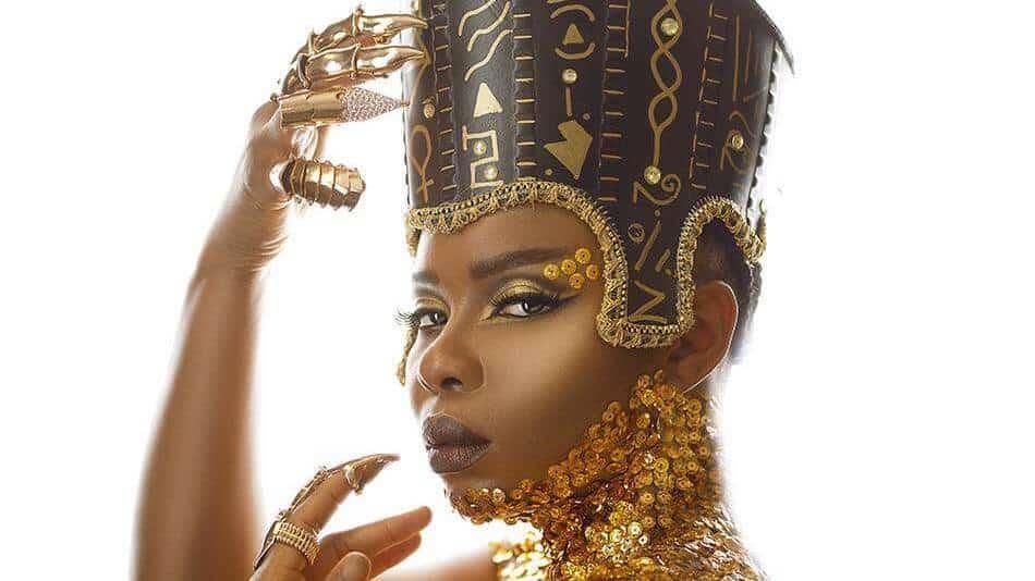 Yemi Alade releases fifth studio album, 'Empress'