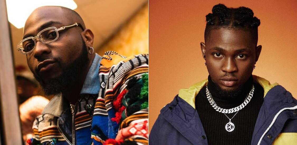 Turntable Top 50: Davido and Omah Lay lead the pack this week
