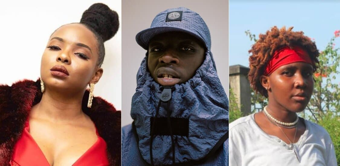 Songs of the Day: New music from Yemi Alade, Pa Salieu, Ictooicy and more