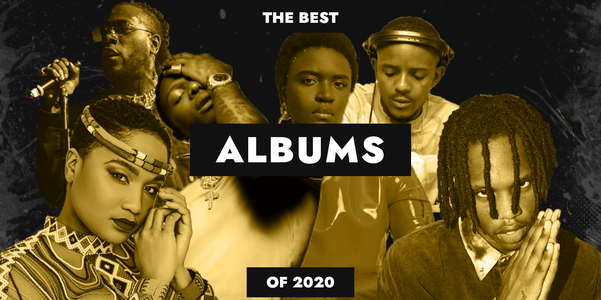 Best of 2020: A ranked list of the best 20 albums this year