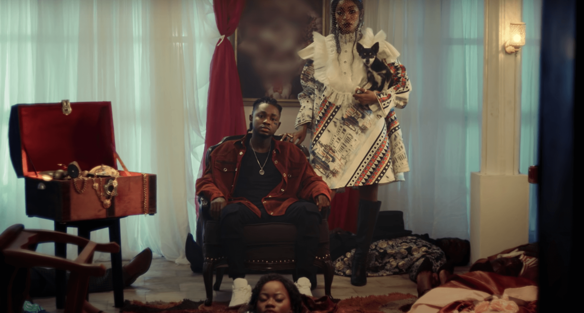 "Turntable Top 50: Omah Lay's ""Godly"" extends chart-topping run"