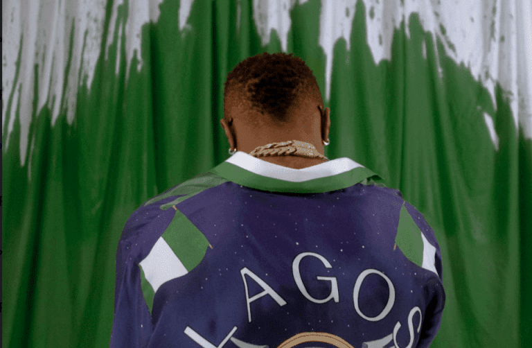 Wizkid, the epitome of what it means to be made in Lagos