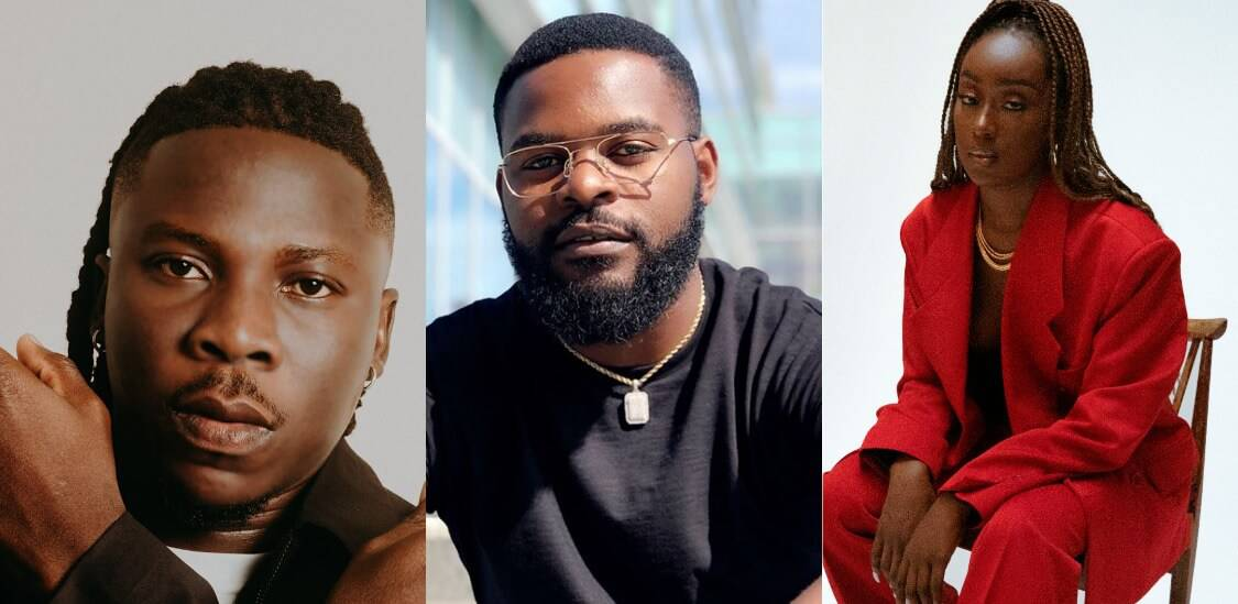Songs of the Day: new music from Stonebwoy, Falz, Tomi Agape and more