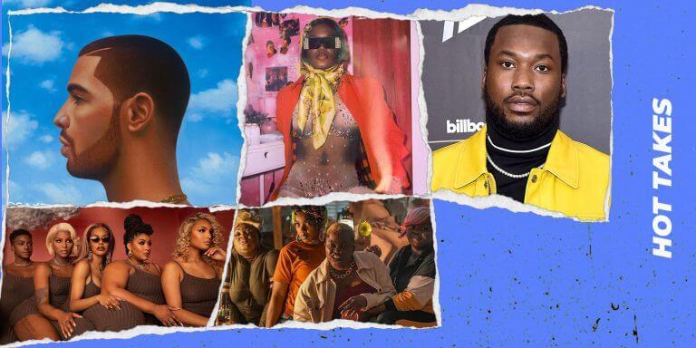 Hot Takes: Amaarae, Meek Mill & Funke Akindele's 'Omo Ghetto'