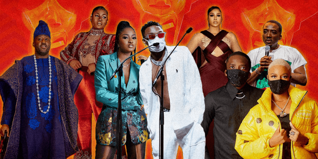 The best and worst looks from the 14th Headies Awards