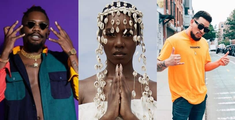 Songs Of The Day: New Music from Ycee, Tiwa Savage, AKA & more