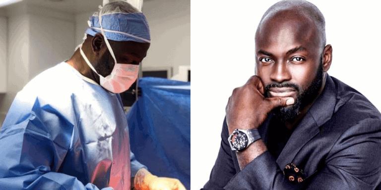 Meet the Ghanaian-American surgeon who defeated Gorilla Glue