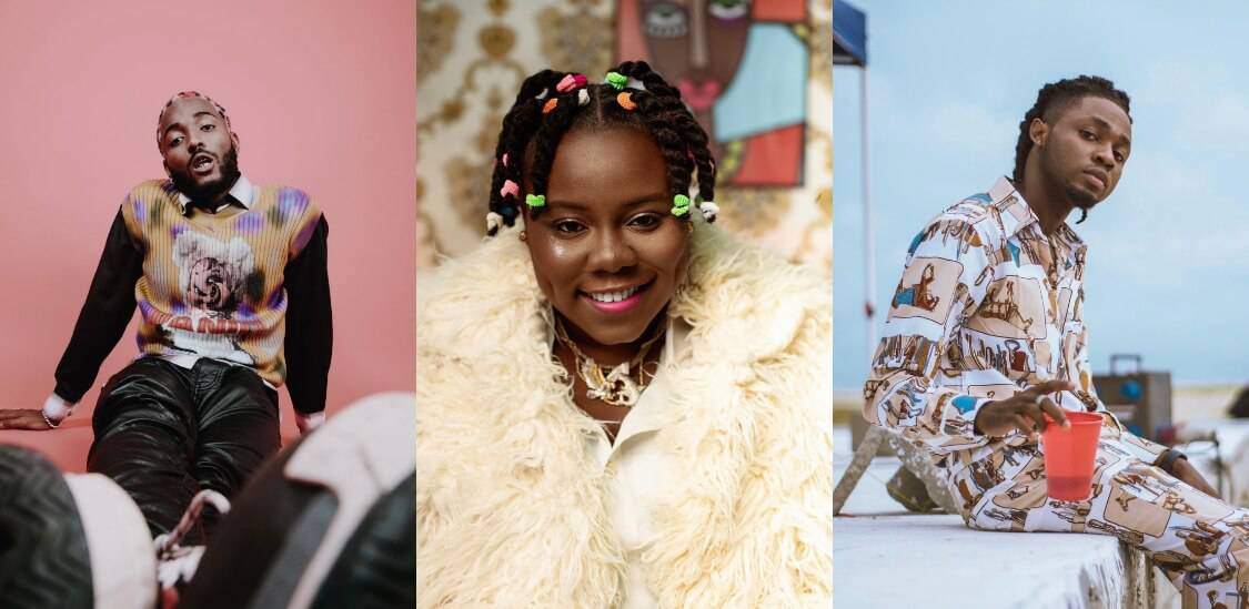 Songs of the Day: Teni, Prettyboy D-O, Omah Lay and more