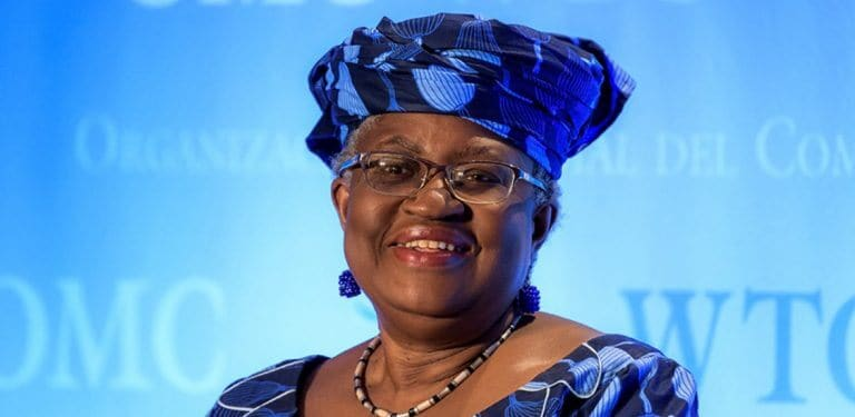 Ngozi Okonjo-Iweala makes history as the first African to lead the WTO