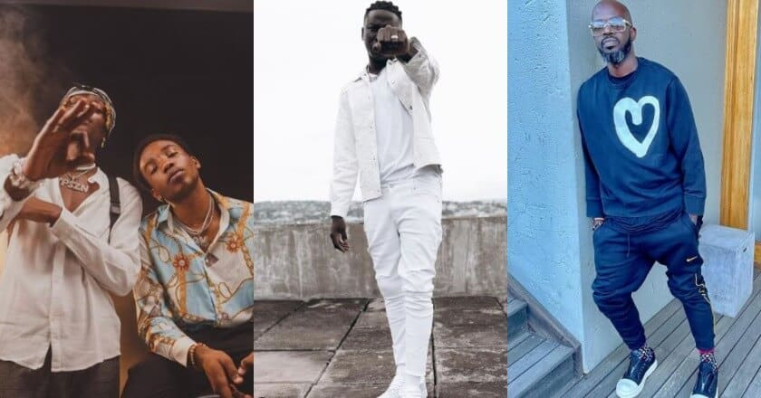 Songs of the Day: New Music from Psycho YP & Azanti, Stonebwoy, Black Coffee & more