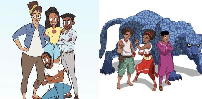 Nigerian animation is winning this year