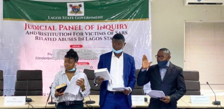 An update on the nationwide #EndSARS judicial panels