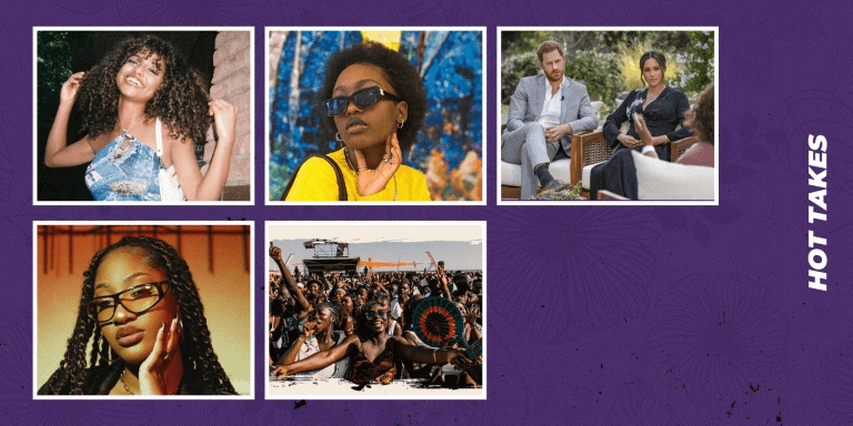 Hot Takes: Afronation, Elsa Majimbo and Misogyny in the music industry