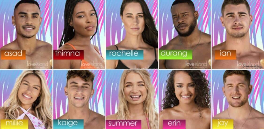 The problem with 'Love Island' South Africa's lack of diversity
