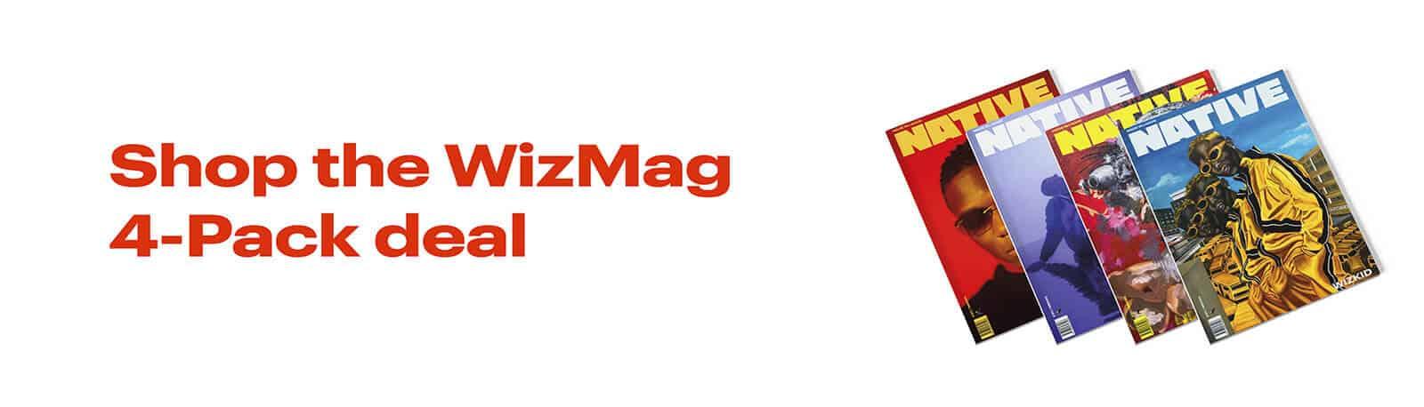 NATIVE Presents WizMag: 4-Pack Deal £65