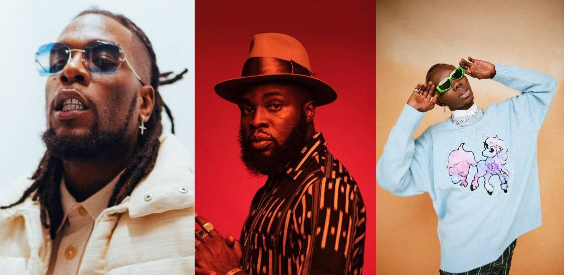 Songs Of The Day: New music from Burna Boy, Blaqbonez, M.anifest more