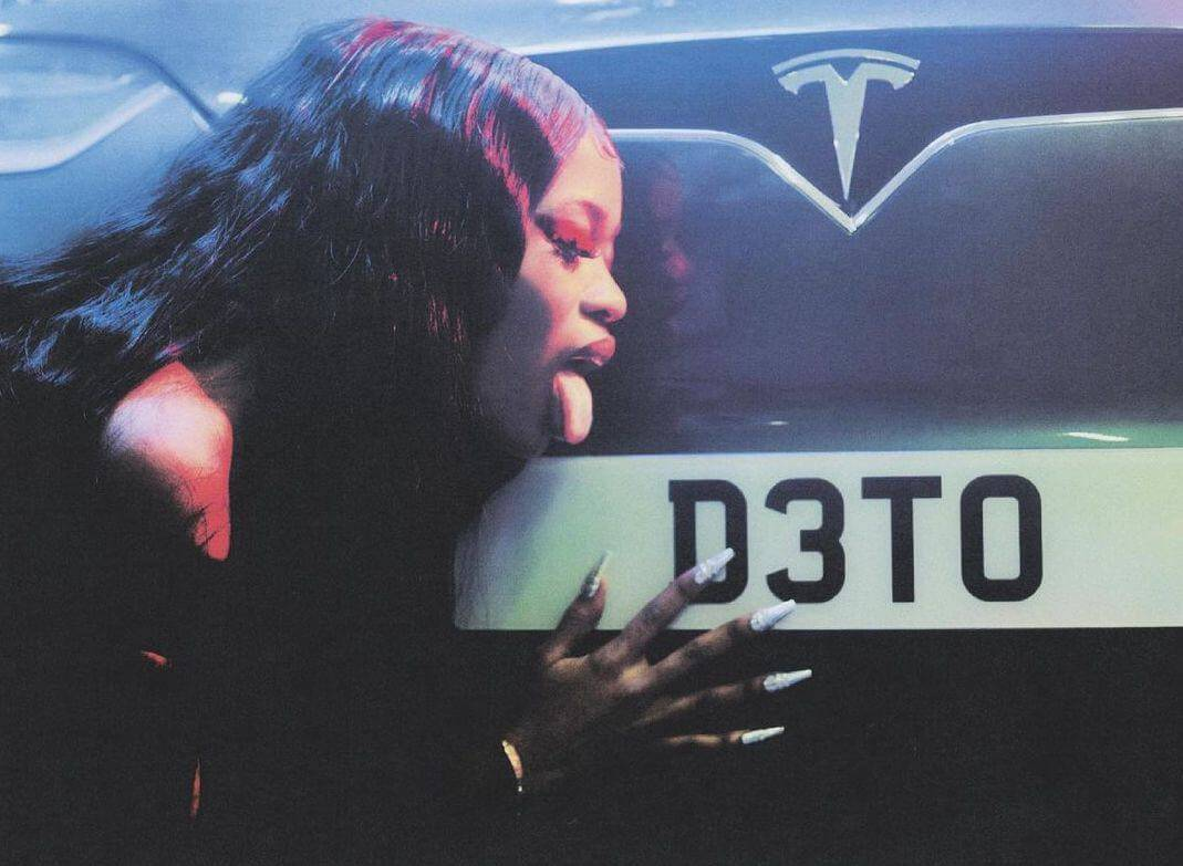 """One year later DETO BLACK's first official single, """"Tesla"""" is here"""
