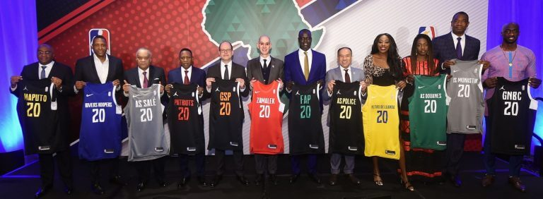 Playoffs phase of the inaugural Basketball Africa League (BAL) set to commence