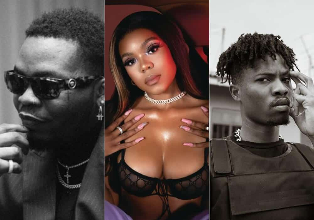 Songs of the Day: New Music from Olamide, Elaine, Kwesi Arthur & more