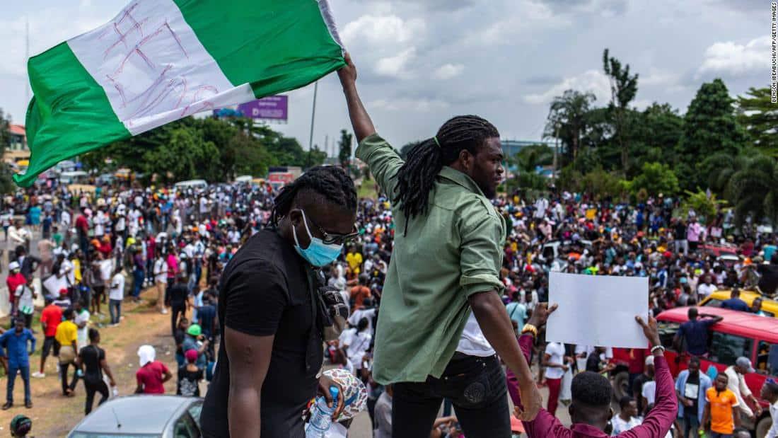 The evolution of protest culture in Nigeria