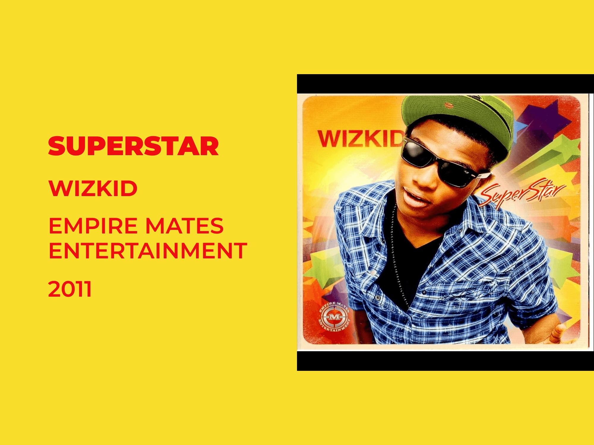 Review: Wizkid's Superstar