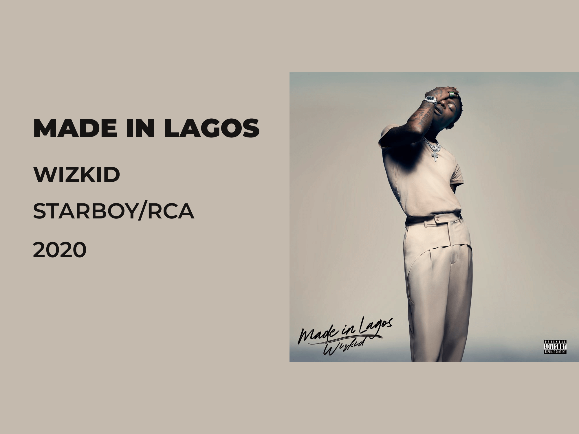 Review: Wizkid's 'Made In Lagos'