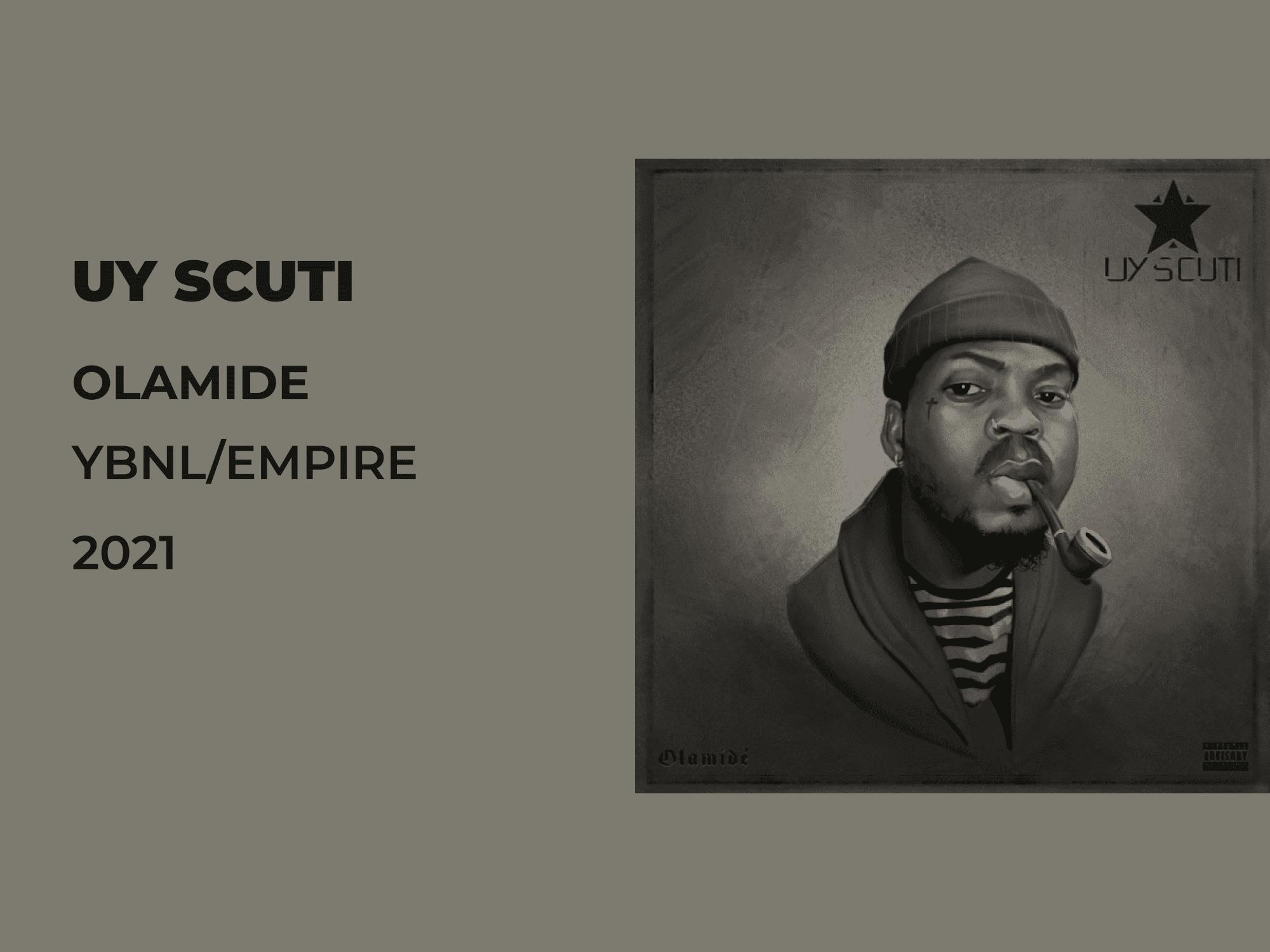 Review: Olamide's 'UY Scuti'