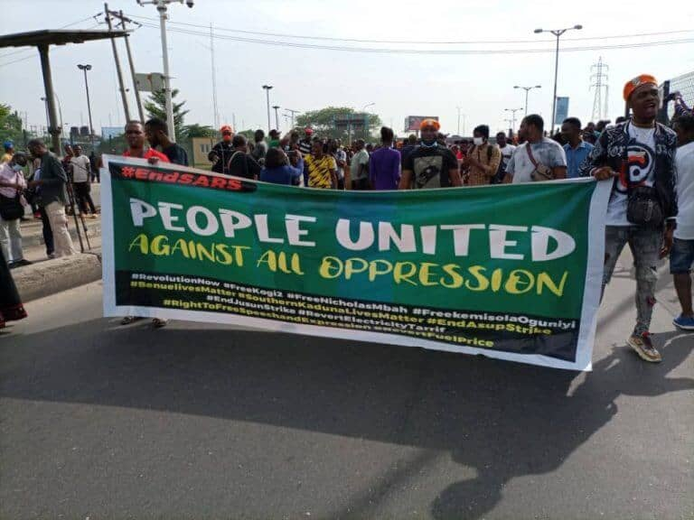 An update on the #June12Protests in Nigeria