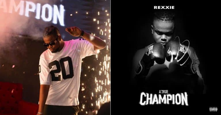 A 1-Listen review of Rexxie's 'A True Champion'