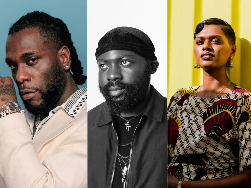 Songs Of The Day: New Music From Burna Boy, Sute Iwar, PRVNA & more