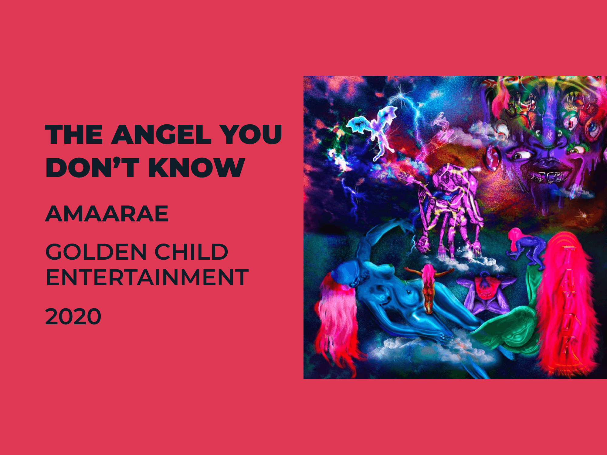Review: Amaarae's 'The Angel You Don't Know'