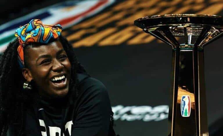 NATIVE Exclusive: DJ Poizon Ivy on her time as Music Coordinator for the 2021 Basketball Africa League