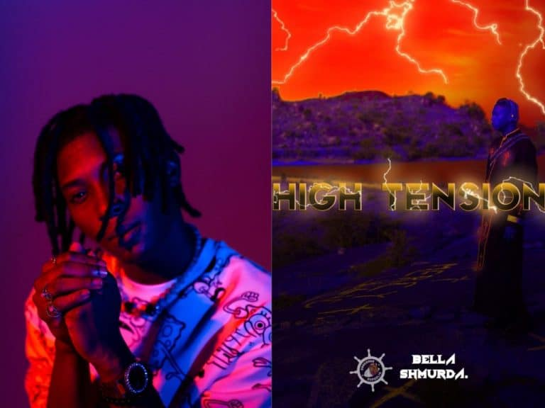 Our First Impressions of Bella Shmurda's sophomore EP 'High Tension 2.0'