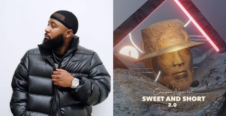 Cassper Nyovest releases anticipated Amapiano album, 'Sweet & Short 2.0'