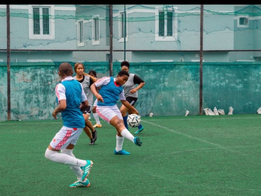 Copa Femme Is On A Mission To Bridge The Gender Play Gap In Nigeria