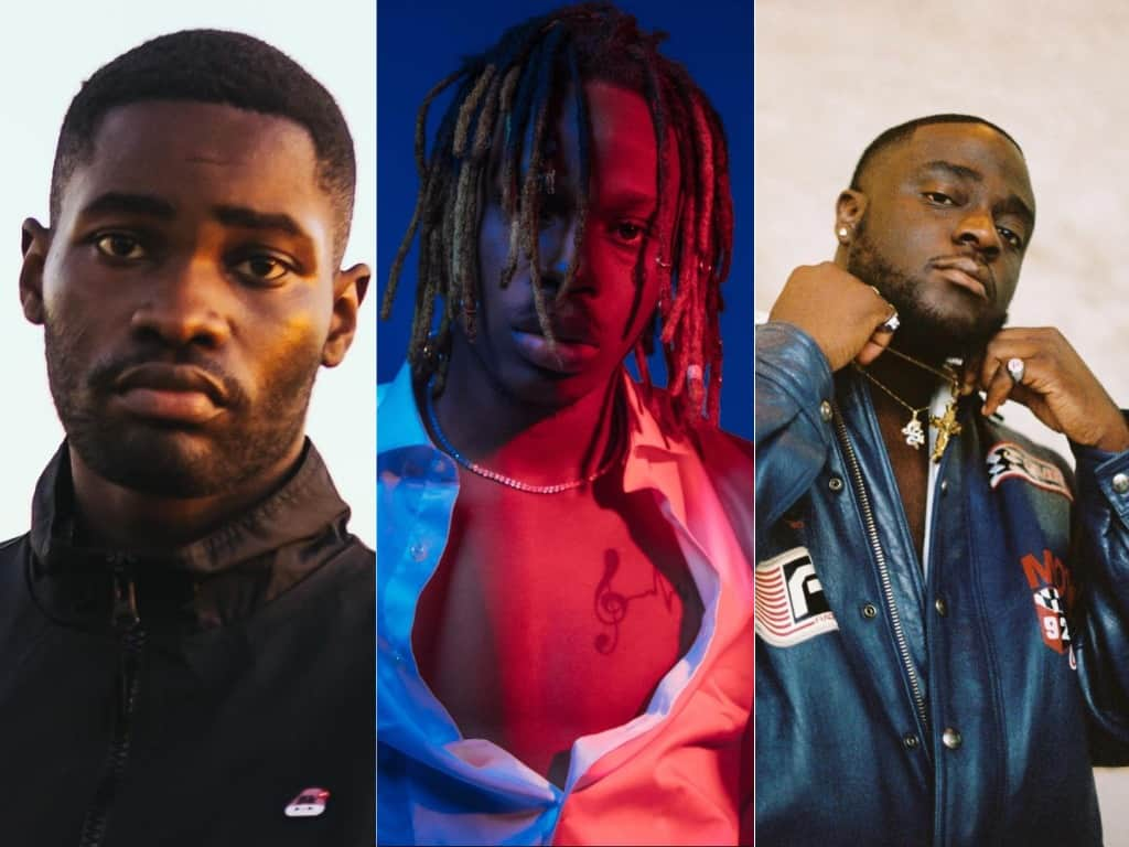 Songs Of The Day: New Music From Dave, Fireboy DML, DND Section & More