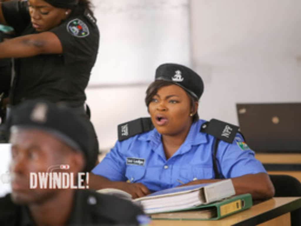 Dare Olaitan & Kayode Kasum's film 'Dwindle' is out in cinemas nationwide this month