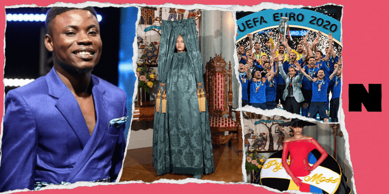Hot Takes: Nigerian Idol, Euro 2020 & A Pyer Moss Summer