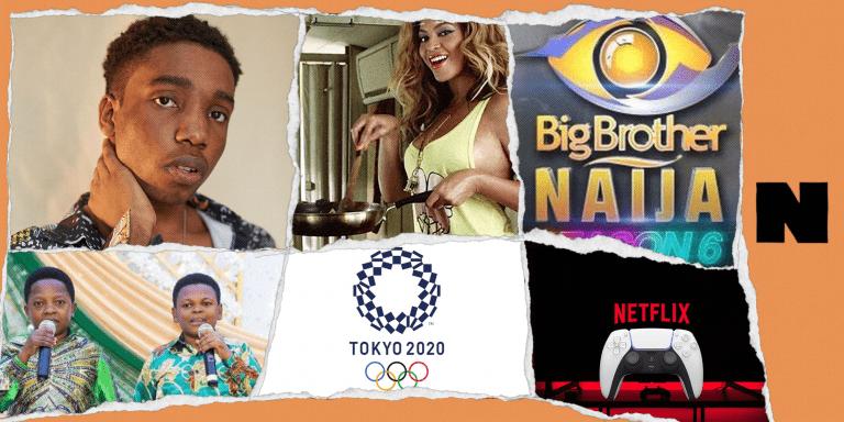 Hot Takes: BBNaija Season 6, Kai Collective vs Fendi, Olympics 2020 & More