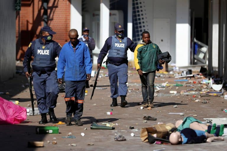 What's Going On: Civil unrest in South Africa & the pro-democracy protests in eSwatini