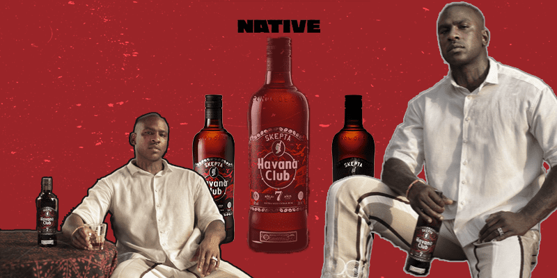 Detailing the elements of Skepta x Havana Club's second edition