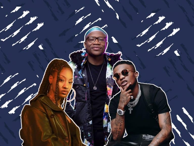 Songs Of The Summer: Master KG, Wizkid, Tems & more top this week's charts