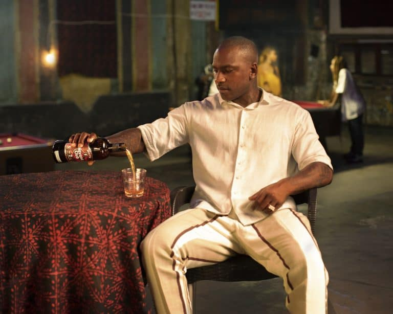 Skepta Havana Club return with a second Havana Club 7 bottle